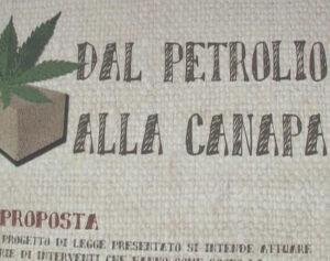 Canapa proposta Abruzzo