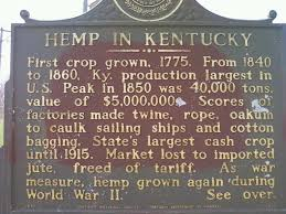 hemp kentucky