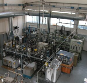ENEA - Impianto estrazione CO2 supercritica
