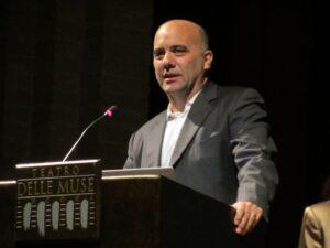 Marco Antonini, ricercatore ENEA e presidente consorzio Arianne
