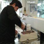 Mauro De Michelis durante la preparazione_4