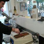 Mauro De Michelis durante la preparazione_2