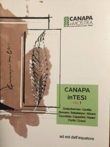 Canapa in tesi: un libro per raccontare chi si laurea studiando la canapa