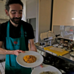 Felice in cucina