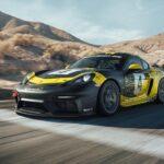 Porsche 718 Cayman GT4 Clubsport lino e canapa_5